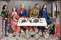 Albrecht Bouts-Jesus chez Simon le Pharisien IMG 1407.JPG
