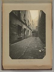 Album of Paris Crime Scenes - Attributed to Alphonse Bertillon. DP263708.jpg