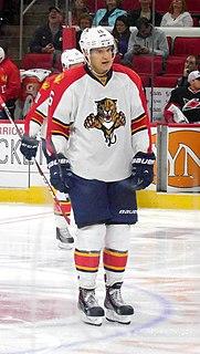 Aleksander Barkov Finnish ice hockey player