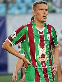 Aleksandr Bukharov Russian footballer