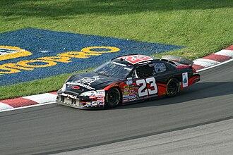 Alex Kennedy (racing driver) - Image: Alex Kennedy NAPA 200