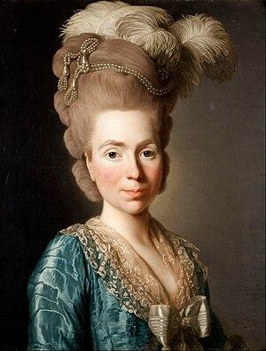 Malmö Art Museum - Image: Alexander Roslin Portrait of Princess Natalia Petrovna Golitsyn, born Tjernysjev Google Art Project