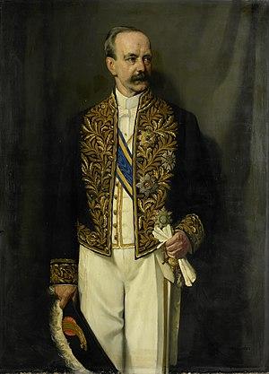 Alexander Willem Frederik Idenburg - Alexander Willem Frederik Idenburg