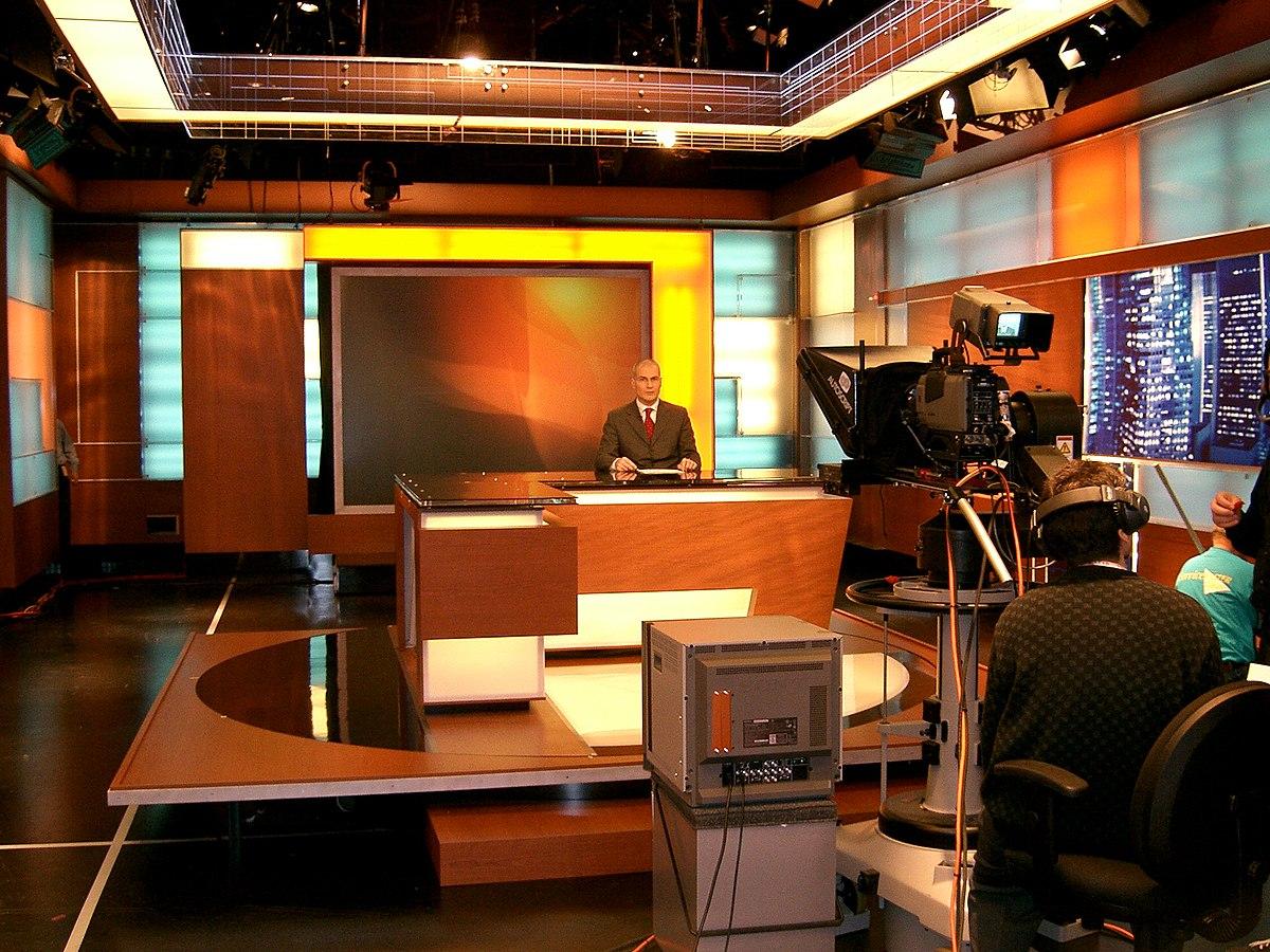 Broadcast Studio Design Pdf