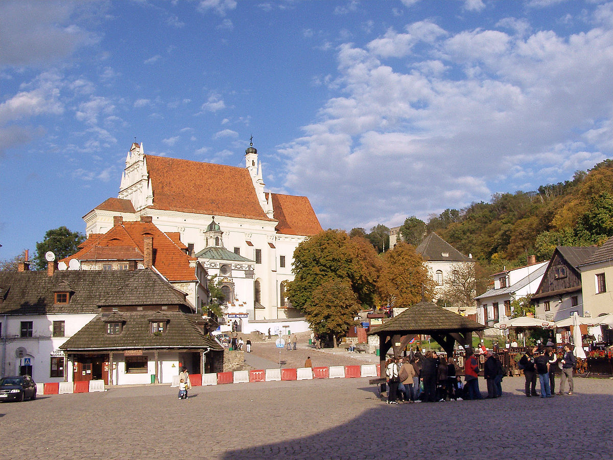 Kazimierz dolny wikipodr e wolny przewodnik turystyczny for Kuchenzeile 2 10 m