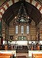 All Saints, Upper Caldecote, Beds - Sanctuary - geograph.org.uk - 330002.jpg