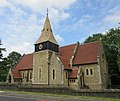 All Saints Church, Grayswood Road, Grayswood (June 2015) (8).JPG