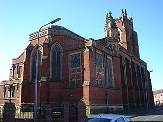 Church of All Souls, Bolton Church in Greater Manchester, England