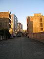 Alley - Abu Reyhan school - Nishapur 1.JPG