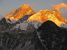 Höchster Berg Indien
