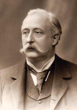 Alphonse Hasselmans - Alphonse Hasselmans, Bibliothèque nationale de France.