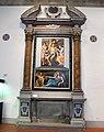 Altare ansaldi con pietà di pier francesco foschi (attr.) e allegoria del martirio per fede di vincenzo baldini (1822) 01.JPG