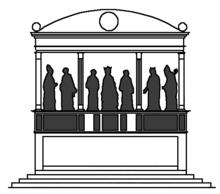 Possibile ricostruzione dell'altare di Sant'Antonio da Padova