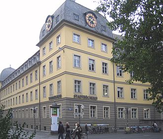 German Bestelmeyer - Altes Stadthaus in Bonn (1922)