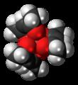 Aluminium acetylacetonate complex spacefill.png