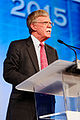 Ambassador John Bolton at the Southern Republican Leadership Conference, Oklahoma City, OK May 2015 by Michael Vadon 04.jpg