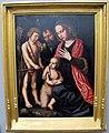 Ambrosius benson, sacra famiglia col battista, 1527.JPG