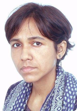 Amita Kanekar - Amita Kanekar, author of A Spoke in the Wheel