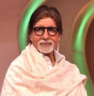 Amitabh Bachchan Indian actor