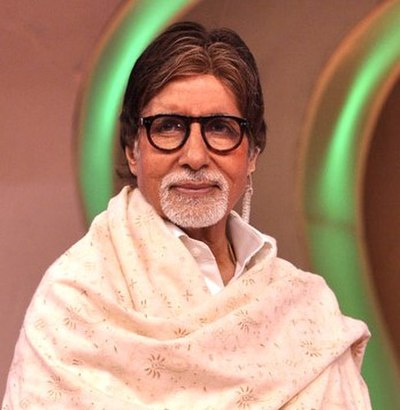 Amitabh Bachchan, Indian actor