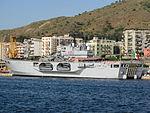 Amphibious assault ship San Giorgio (L 9892) - Harbour of Reggio Calabria - Italy - 28 Sept. 2008 - (5).jpg