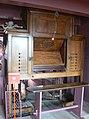 Amsterdam - Museum Ons' Lieve Heer op Solder - organ being renovated.JPG