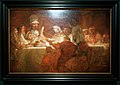 Amsterdam - Rijksmuseum - Late Rembrandt Exposition 2015 - The Conspiracy of the Batavians under Claudius Civilis 1661-1662.jpg