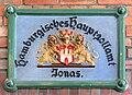 Amtsschild Hamburgisches Hauptzollamt Jonas DZM.jpg