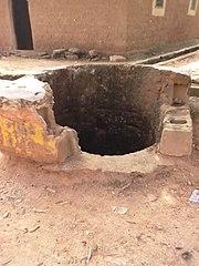 An old well at Shika town, Kaduna Nigeria.jpg