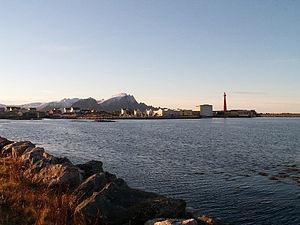 Andenes - Andenes harbour
