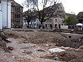 Andlausches Haus in Freiburg, Ausgrabungen 3.jpg