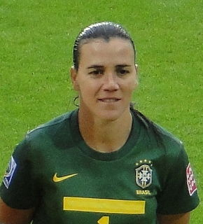 Andréia Suntaque Brazilian association football player