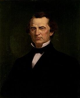 Andrew Johnson portrait