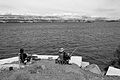 Anglers on the Columbia River (The Dalles, Oregon).jpg