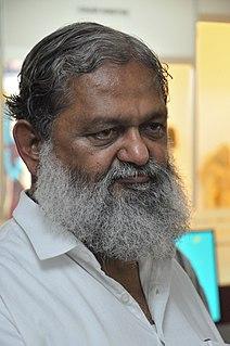 Anil Vij Indian politician