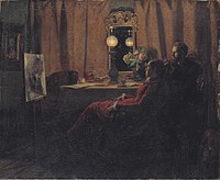 Anna and Michael Ancher looking at their work.jpg