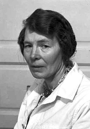 Anne Grimdalen - Anne Grimdalen in 1949