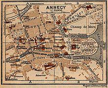 Annecy Comuna Delegada Wikipedia La Enciclopedia Libre