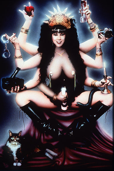 Annie Sprinkle: the Neo-Sacred Prostitute