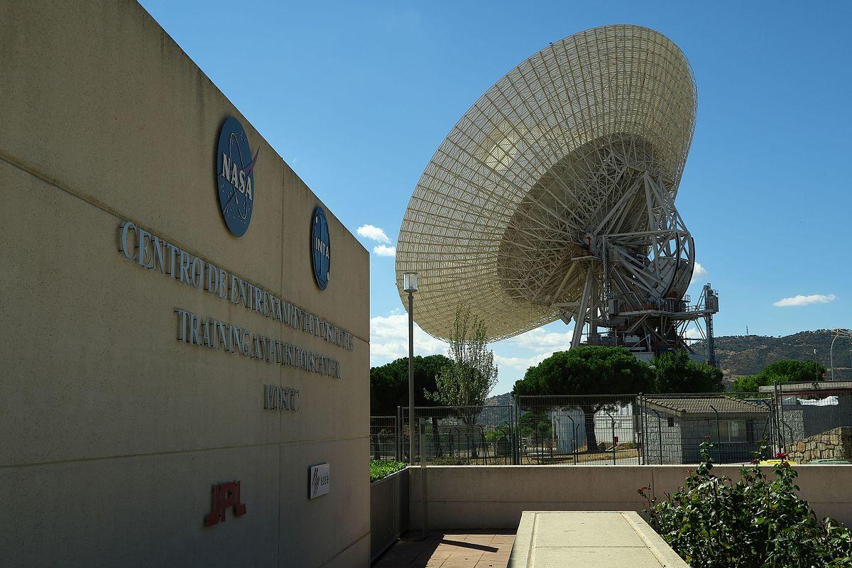 Madrid deep space communications complex wikipedia la - Space madrid ...