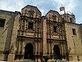 Antiguo Convento de Santa Catalina de Sena-Templo de las Monjas Capuchinas Morelia 5.jpg