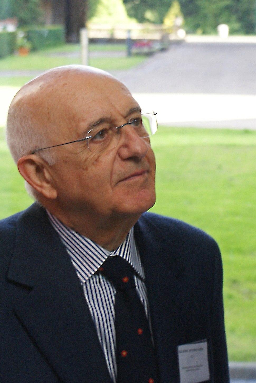 Antonio Cassese (born 1937) - Flickr image 3943365916 by Margaret Zimmerman