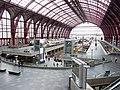 Antwerpen Centraal treinhal gezien van boven I.jpg