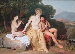 Роль анального секса в древней греции