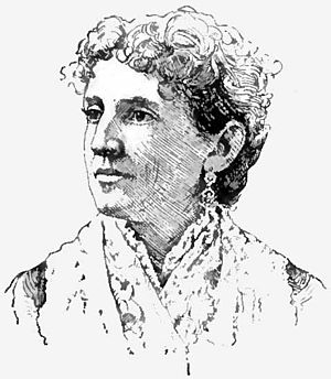 Lillie Devereux Blake - Image: Appletons' Blake Lillie Devereux