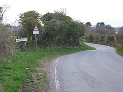 Approaching Llanfechell - geograph.org.uk - 158121.jpg
