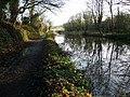 Approaching the Avon Aqueduct - geograph.org.uk - 1085456.jpg
