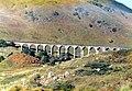 Approaching the Glenfinnan Viaduct by Rail - geograph.org.uk - 659934.jpg