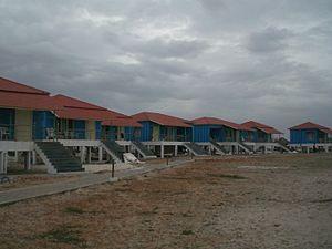 Suryalanka Beach - APTDC Cottages at Suryalanka Beach