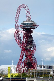 ArcelorMittal Orbit, April 2012.jpg